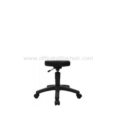 LOW PRODUCTION STOOL WITH GASLIFT & POLYPROPYLENE BASE PS4-1