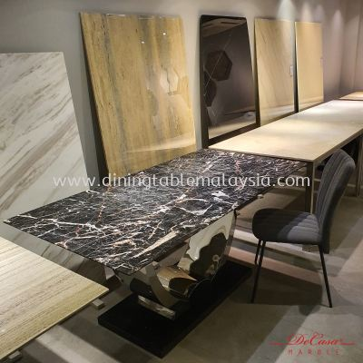 Marrone (non-coat) | Turkey | 6 Seaters | Dining Table only | RM3,099