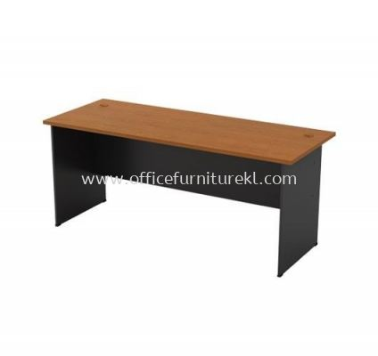 RECTANGULAR WRITING TABLE WITH WOODEN BASE GT 127