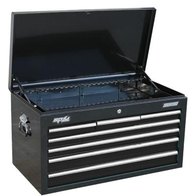 SP TOOLS SUMO SERIES TOOL BOX - 7 DRAWER - BLACK SP40120