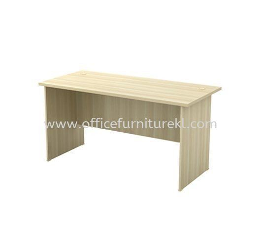 RECTANGULAR WRITING TABLE WOODEN BASE EXT 127