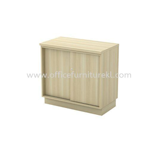 LOW CABINET WITH SLIDING DOOR Q-YS 875