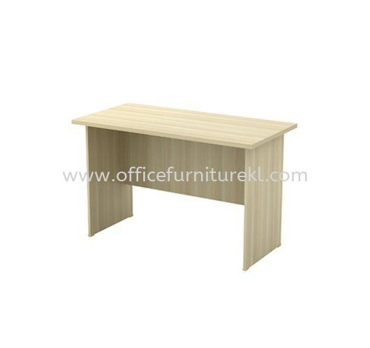 RECTANGULAR WRITING TABLE WOODEN BASE (WITHOUT TEL CAP) EXT 126