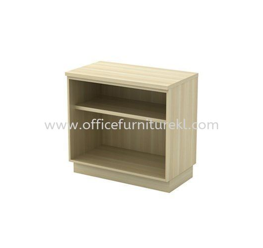LOW CABINET WITH OPEN SHELF Q-YO 875