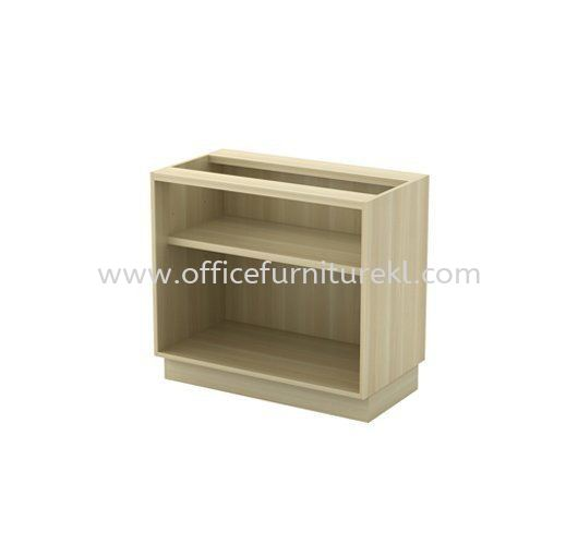 LOW CABINET OPEN SHELF WITHOUT TOP Q-YO 872