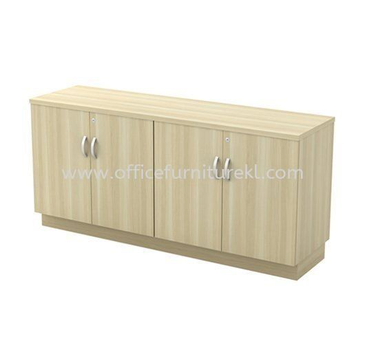 SIDE CABINET WITH DUAL SWINGING DOOR LOW CABINET Q-YDD 7160