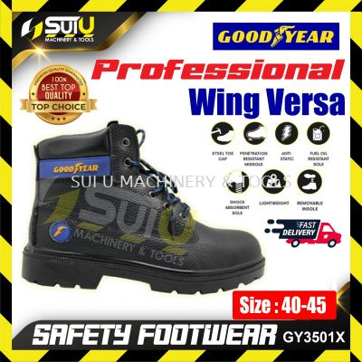 GOODYEAR GY3501X / GY023 Professional Series Safety Footware Wing Versa