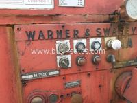 Warner Swasey oil country turret lathe