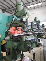 Heavy Duty n Precision Milling machines