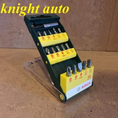Bosch 16pcs Screwdriver Bits Set ID32439