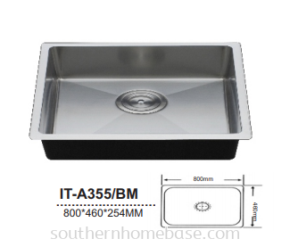 ITTO KITCHEN SINK IT-A355/BM