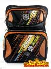 Zigzag School Bag Backpack 2548 School Bag Stationery