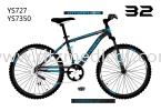CITYNOMAD BLUE RANGER  29x2.25in  MTB-27S LTWOO Bicycle Citynomad MTB  Bicycle