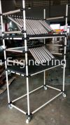 pipe and joint rack Racking