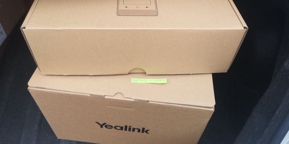Yealink Video Conference System_UVC80_CP960_CPW90
