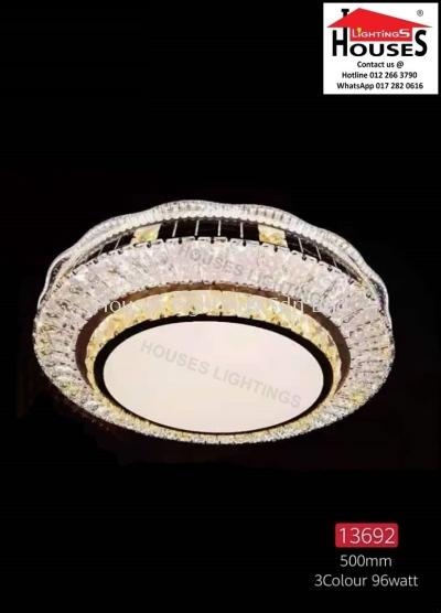 CEILING 13692-96W (500) LED-MIX (3C)