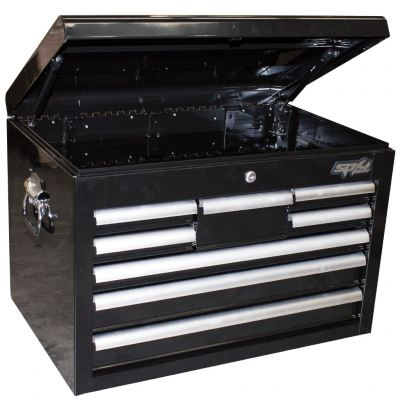 SP TOOLS CUSTOM SERIES TOOL BOX - 8 DRAWER - DEEP SP40103