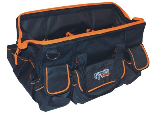 SP TOOLS OPEN MOUTH TOOL BAG SP40360