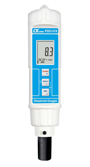 LUTRON PDO-519 Dissolved Oxygen, all in one