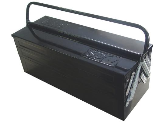 SP TOOLS CANTILEVER TOOL BOX - 5 TRAY - 22 LITRE SP40325
