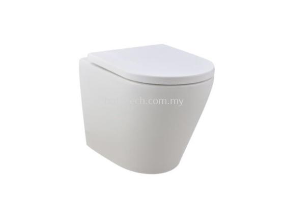 Treviso BTW Pedestal WC