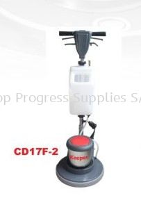 CD17F-2 FLOOR RESTORATION SCRUBBER