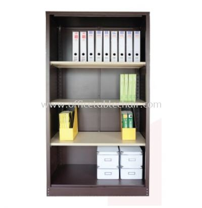 A118W FULL HIGH STEEL CUPBOARD WITHOUT DOOR