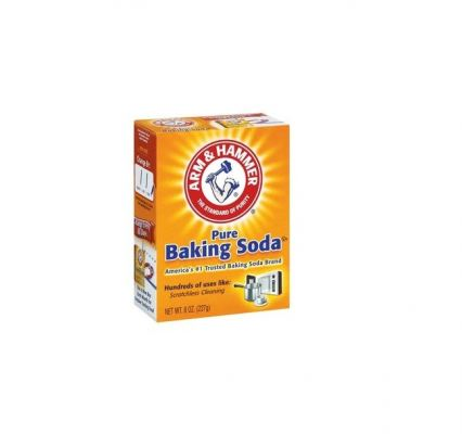 ARM & HAMMER PURE BAKING SODA 227G (FOR SCRATCHLESS CLEANING)