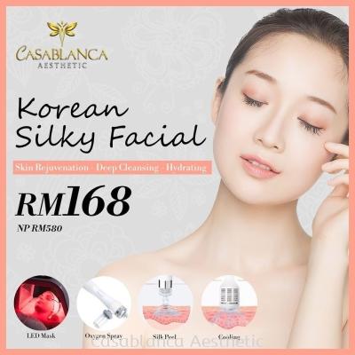 Korean Silky Facial