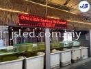 LED Display Restaurant Penang Single Color LED Display