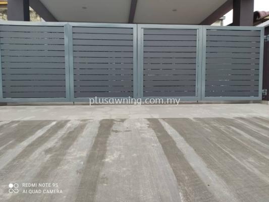 Folding Gate @Jalan Cheras Jaya 10, Balakong, Selangor