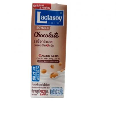 LACTASOY SOYMILK CHOCOLATE 250ML