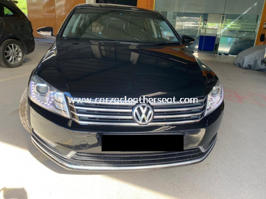 VOLKSWAGEN PASSAT DOOR PANEL REPLACE SYNTHETIC LEATHER