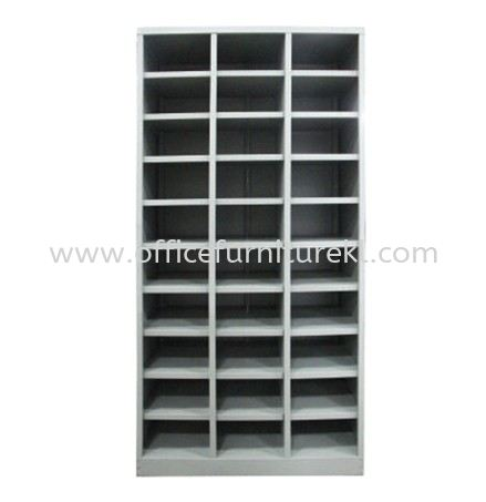 ACM-0004 FULL HIGH STEEL 30 PIGEON HOLE