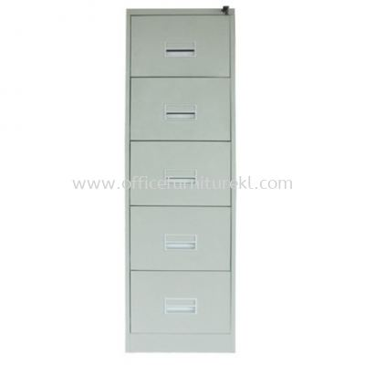 A106-5A STANDARD 5 DRAWER FILLING CABINET
