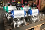 BSK Automation 2PC/3PC Body Ball Valve (Sample) 2PC/3PC BSK Automation Valve