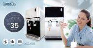 NanoTec Rental Package of Ioncares Water Dispenser Model: FT-555 RM35/month
