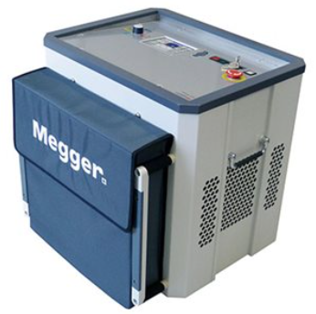 MEGGER VLF Sine Wave 62kV Test and Diagnostic system for the testing and condition analysis of mediu
