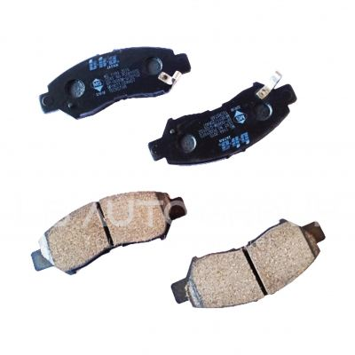 BP-0086M-B DISC BRAKE PAD MYVI MK3 17Y> (FRT)