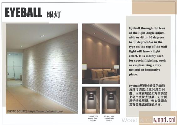 10 Common Interior Light Fittings By Interior Designer