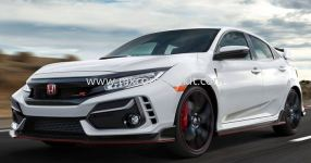 HONDA CIVIC 2020 FC FACELIFT TYPE R V2 BODYKIT