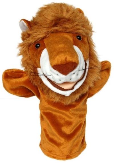 PWA1411B Puppet - Lion