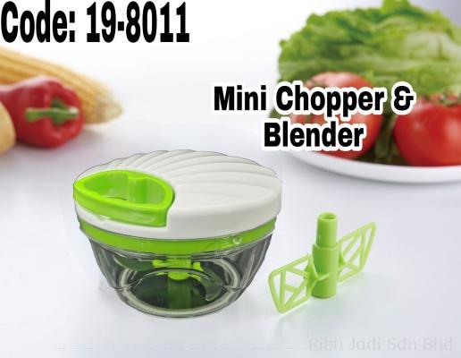 Mini Chopper & Blender