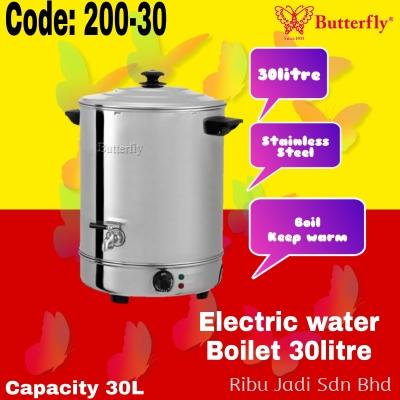 Electric Water Boiler (30L)