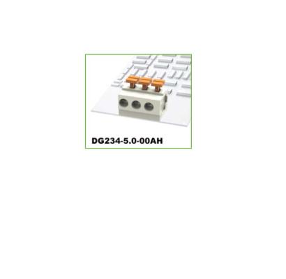 DEGSON - DG234-5.0-00AH PCB SPRING TERMINAL BLOCK