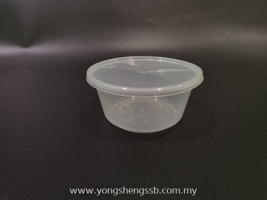 WELPAC 12oz (50PCS/10PKT/CTN) WITH LID