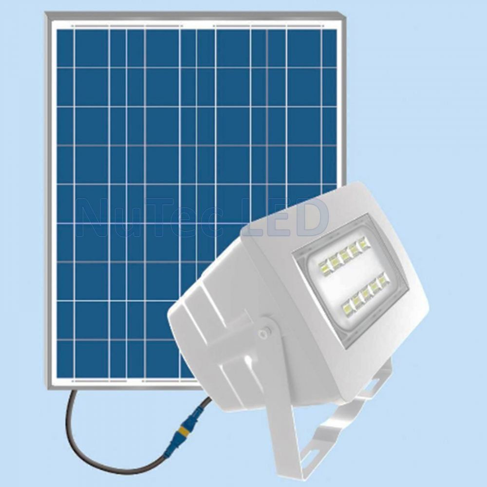 40 WATTS Solar Flood Light