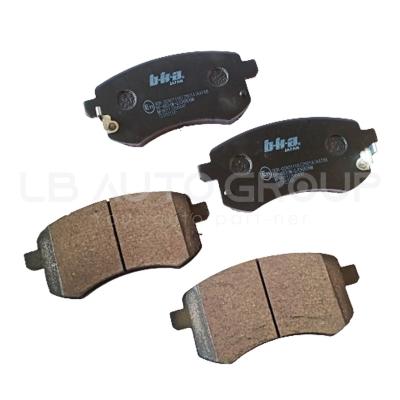 BP-6831M-B DISC BRAKE PAD EXORA PREVE 09Y> (FRT) (REAR USE SHOE)