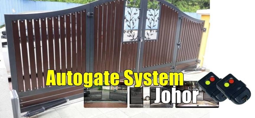 Autogate With  Gate  Johor Bahru