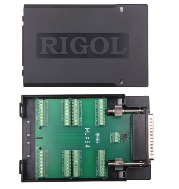 RIGOL M3TB64 64 Channel MUX Terminal Box